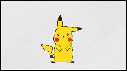 Pikachu by Jxudo