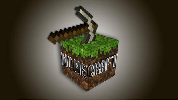 Minecraft Wallpaper by Apokka