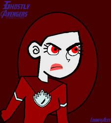 Ghostly Avengers: Endgame Salzer Nova Poster. by LooneyAces