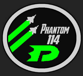 Phantom Squadron Patch. (DPxMCU) by LooneyAces
