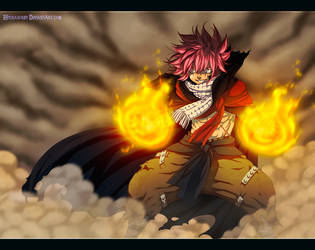 Fairy Tail 418 - I'm your next challenger by Nagadih
