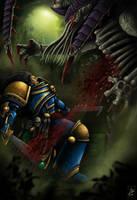 Sun Serpents - Chapter Master by Filip-Hammer