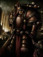 Thunder Warrior by Filip-Hammer