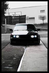 bmw e36 by Ielwa