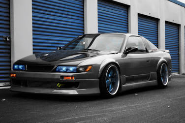 240sx by Ielwa