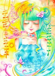 Spring color by alysantwanet