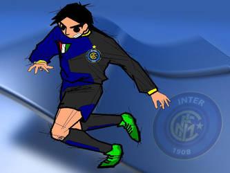Internazionale Defender by utchanovsky