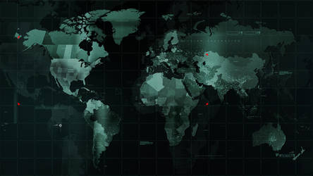 SMI World Map by DART-A