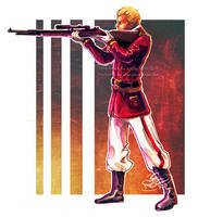 RE Villains - Alfred Ashford by MasterOfUnlocking