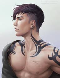 Serpent's Legacy by Sleepingfox