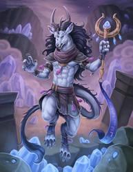 Chimera Legends - Tryphon by Sleepingfox