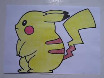 Pikachu 003 by charlenequek