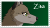 Zita stamp by ViStarkiller