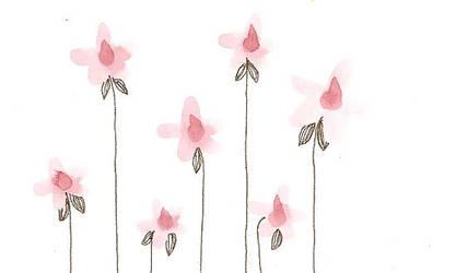 flores y mas flores by acuar3la