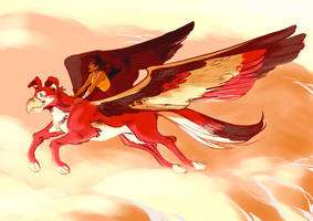 flight by thereina