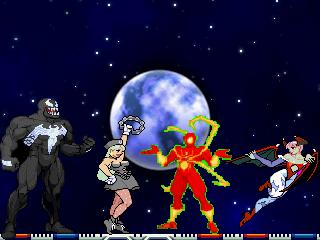 Venoms other team by bgsonicgt
