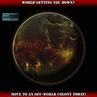 Off World Colony by Nectalite