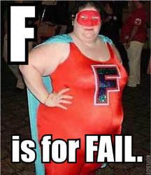 Super Fail by HDLyssie