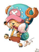 One Piece Fan Art by Fuka-Enrique