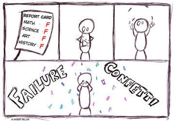 Failure Confetti by FailureConfetti