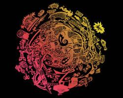 Duvarlak Colored by bmkorkut
