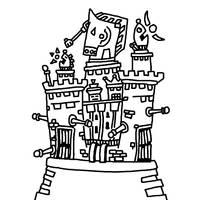 Not just a castle by bmkorkut