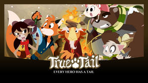 True Tail: Wallpaper 10 by SkynamicStudios