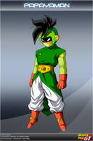 Dragon Ball GT - Papayaman by DBCProject