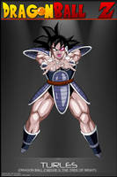 Dragon Ball Z - Turles by DBCProject
