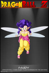 Dragon Ball Z - Fairy by DBCProject