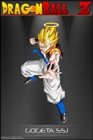 Dragon Ball Z - Gogeta SSJ OV by DBCProject