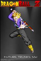 Dragon Ball Z - Trunks SSJ VSA by DBCProject