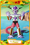 Dragon Ball Z - First Form Freeza by DBCProject