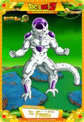 Dragon Ball Z - Frieza Final Form by DBCProject
