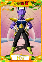 Dragon Ball Z - Kyui by DBCProject