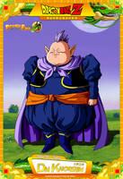 Dragon Ball Z - Dai Kaioh Shin by DBCProject