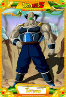 Dragon Ball Z - Toteppo by DBCProject
