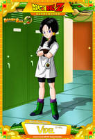 Dragon Ball Z - Videl by DBCProject