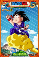 Dragon Ball - Son Gokuh by DBCProject