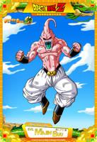 Dragon Ball Z - Evil Majin Buu by DBCProject