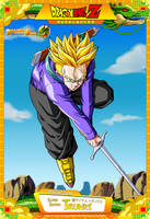 Dragon Ball Z - Super Saiyan Trunks by DBCProject