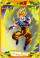 Dragon Ball Z - Super Saiyan Son Gokuh by DBCProject