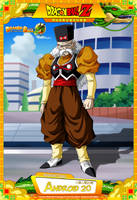 Dragon Ball Z - Android 20 by DBCProject