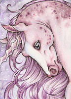 ACEO: Lilac by Agaave