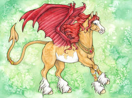Trade: the DragonMare by Agaave