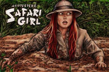 Safari Girl by Covert-Operations