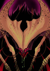 Lady Husk-Skin by BlankEye