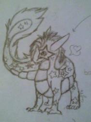 Dragon Adoptable by xMusicalsnowXx