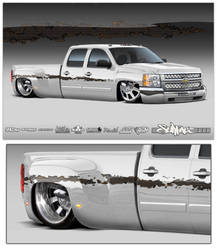 new dually rendering by SurfaceNick