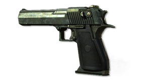 MW3: Desert Eagle by FPSRussia123